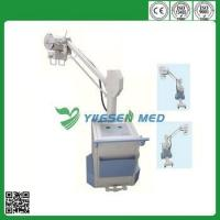 YSX50M Cable and remote wireless radiography control medical mobile x ray machine