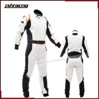 Wholesale 2014 Pure Cotton Automobile One Piece Training Conjoined Drift Kart Suit Men Car Race Overalls from china suppliers
