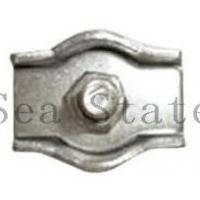 Wholesale Rigging Hardware Simplex wire rope clips from china suppliers