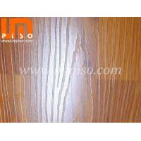 Wholesale Three strips royal oak wood large embossed laminate flooring from china suppliers