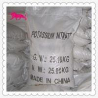 Wholesale RAW MATERIALS Potassium Nitrate from china suppliers