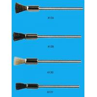 Wholesale Grinding&Polishing Series A126 Brass Wire End Bristle Brush from china suppliers