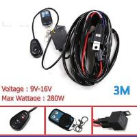 Wholesale APWH-412V 40A 360W 1 to 2 flash Remote Control Wiring Harness Kit from china suppliers