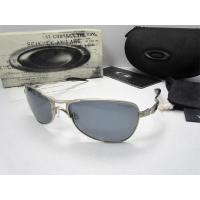 Wholesale 2012 latest Custom Oakley Sunglasses Crosshair 11-826-silver frame from china suppliers