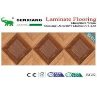 Wholesale Luxury Wooden & Leather Art Parquet Floor Parquet laminate flooring---SX601 from china suppliers