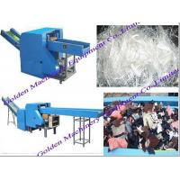 Wholesale Waste cloth cutting machine or fabric cutter machine rag tea from china suppliers
