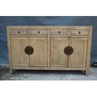 China Antique Chinese natural wooden sideboard wholesale
