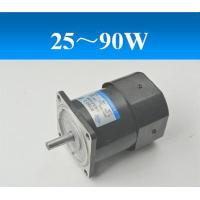 The product name: MODEL YS/JB THREE PHASE RNDUCTION GEAR MOTOR