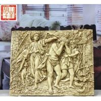 Wholesale Christian Gifts Decorations Carving Relief Bible Story Religious Figures Reliefs from china suppliers