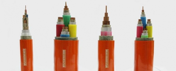 Mineral Insulated Copper Clad Cable : Flexible fireproof cables with mineral insulated of aicsgroup