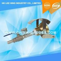 Wholesale Hand-held Water Spray Nozzle Test Device of IPX3 and IPX4 from china suppliers