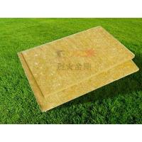 High strength rock wool roof insulation board of kelin666 for High density mineral wool