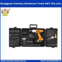 Wholesale Professional 92 PCS 21.6V Rechargeable Drill Set from china suppliers