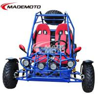 300CC Two Seaters Go Kart with Double Chain Power Transmission