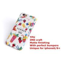 Wholesale watermelon frosted finishing IMD TPU phone cases from china suppliers
