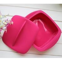 Wholesale High quality 100% food grade OEM fashion silicone Lunch Box from china suppliers