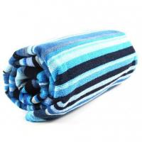 Wholesale 100% cotton reactive printed beach towel from china suppliers
