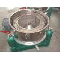 Wholesale SD upper discharging a three-legged punching bag centrifuge from china suppliers