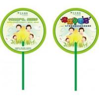 Wholesale Chopstic handle pp fan from china suppliers