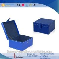 Wholesale high quality decorative multipurpose makeup home storage box from china suppliers