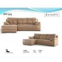 Leather Sofa HD 7575