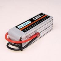 Wholesale 14.8V 5200mAh 4S 25C lipo battery from china suppliers