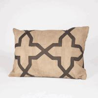 China Moroccan Suede Pillow wholesale