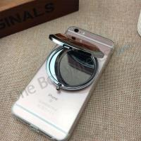 New With Mirror Acrylic Cover Aluminum Bumper Phone Case For iPhone 66S Plus