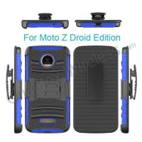 Wholesale Holster Cases for Moto Z Droid Edition from china suppliers