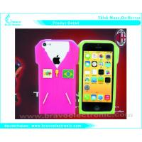 Leather case Jersey Case for iphone4 4S