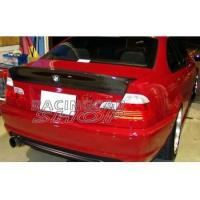 Wholesale CSL Real Carbon Fiber Trunk Spoiler Lip Wing Fit For BMW E46 M3 328i 330i Sedan 4-Door 1999-2005 from china suppliers