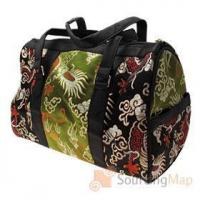 Wholesale Fashion Jewelry Designer Embroider Ladylike Shoulder Bag- Green Mothers Day Gifts from china suppliers