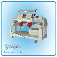 Wholesale multi heads crafts designs cross-stitch flat computerized embroidery machine from china suppliers