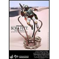 Wholesale Hot Toys Star Wars Deluxe Boba Fett from china suppliers