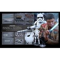 Wholesale Hot Toys Star Wars the Force Awakens Finn with Stormtrooper 6th Scale AF from china suppliers