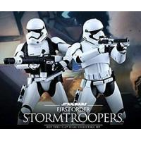 Wholesale Hot Toys Star Wars the Force Awakens First Order Stormtrooper 2-pack from china suppliers