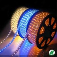 Wholesale Newest 110v 220v 60led/m IP67 outdoor use rgb led strip 5050 from china suppliers