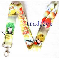 Wholesale 2016622112946ONE PUNCH-MAN Anime Lanyard Yellow from china suppliers