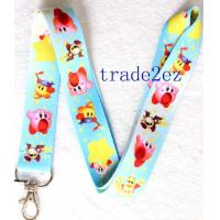 Wholesale 2016622111618Kirby Game Style Lanyard from china suppliers