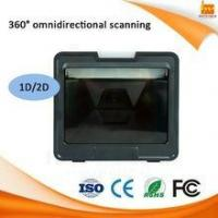 Wholesale 32 bit ARM MCU+DSP Auto-sensing Desktop 1D Image Barcode Scanner from china suppliers