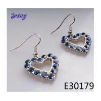 Wholesale Cheap wholesale gold heart shape clip on earrings E30179 from china suppliers