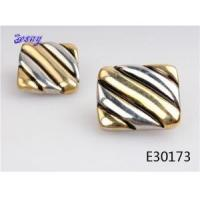 Wholesale Square shape models jewelry latest fashion earrings earring E30173 from china suppliers