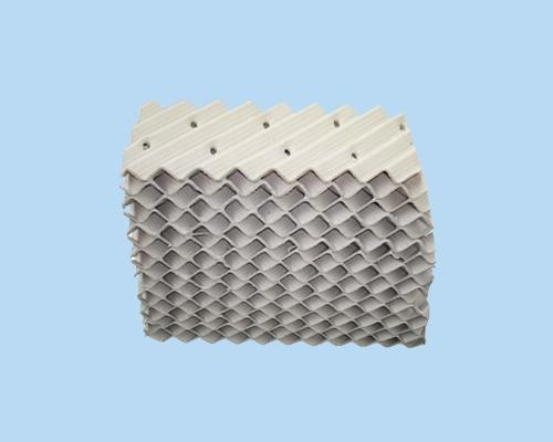 Quality Chug hole structured packing for sale