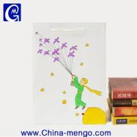 DIY Card Paper Bag With Little Prince Printing