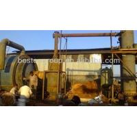 6T/D small tire pyrolysis plant