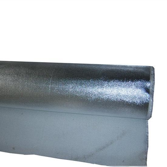 Fire Resistant Insulation : Heat insulation flame retardant feature aluminum foil fire