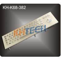 Wholesale Metal Panel Mount Keyboard from china suppliers