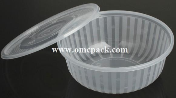 Pp Food Container ~ L pp disposable food container of omcpack