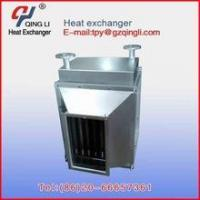 ... Steel Coil Heat Exchangers Recovery System Economizers In Boilers Z Duct Heat Exchanger