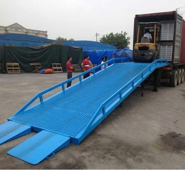 Dock Ramp Mobile Dock Ramp Of Item 47188387